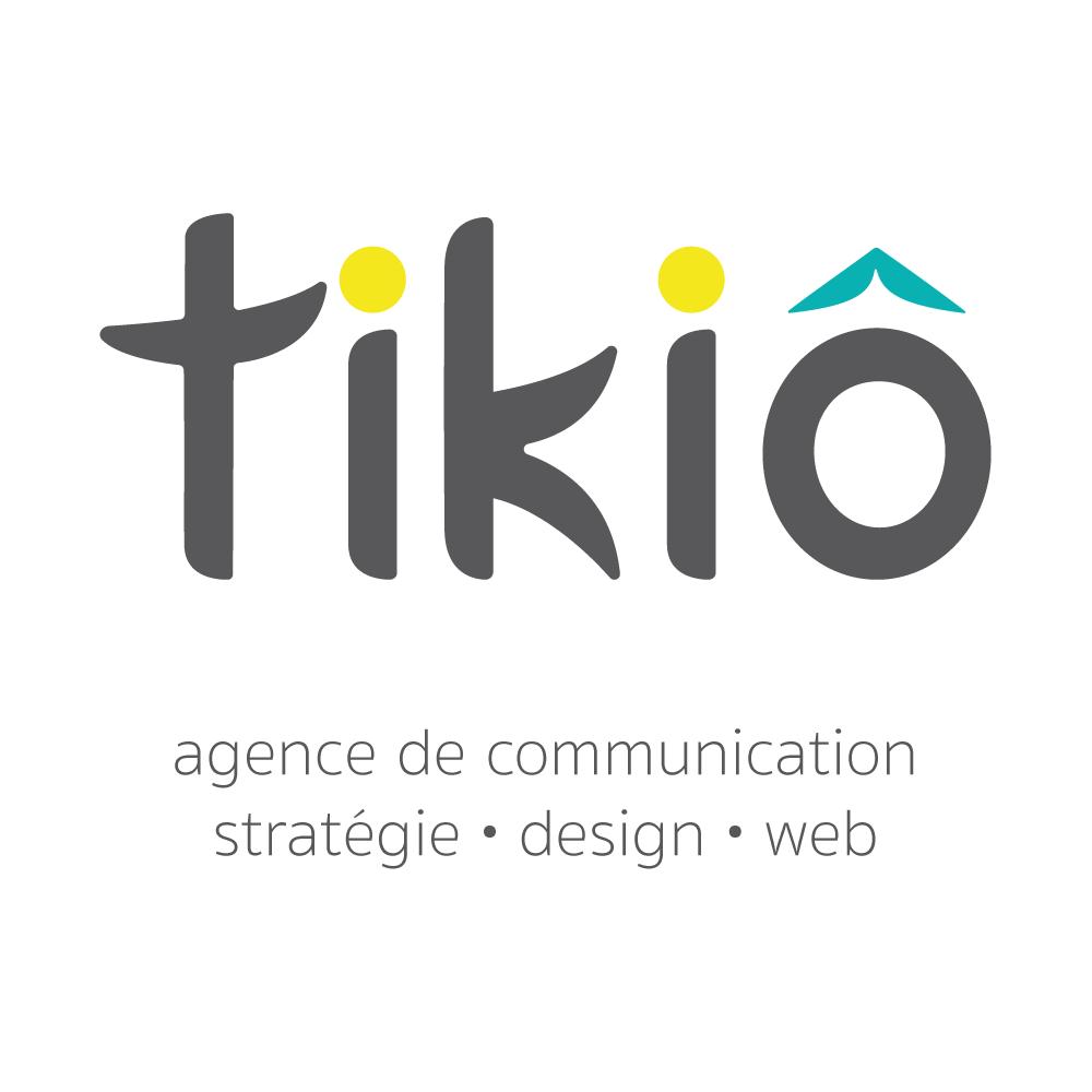 logo tikiô agence communication carre 1000x1000 gris fondblanc